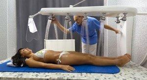 Гидротерапия в СПА салоне