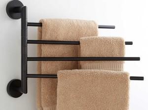 Вешалка для полотенец - необычный дизайн