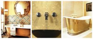 Как сделать ванную комнату более уютной и оригинальной