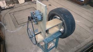 Станок для полировки дисков поможет в ремонте двигателя