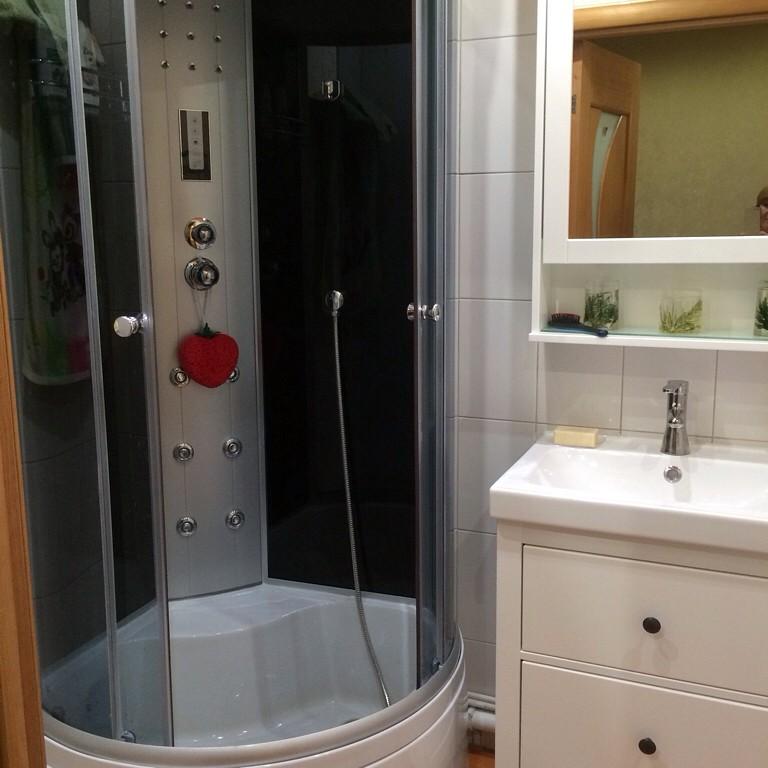 ванные комнаты маленькие с душевой кабиной фото