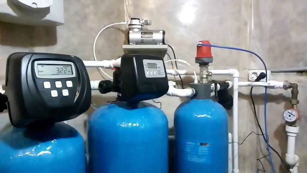 Установки фильтрации HydroTech FS