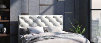 Кровать в мягкой обивке: преимущества и использование в дизайне спальни