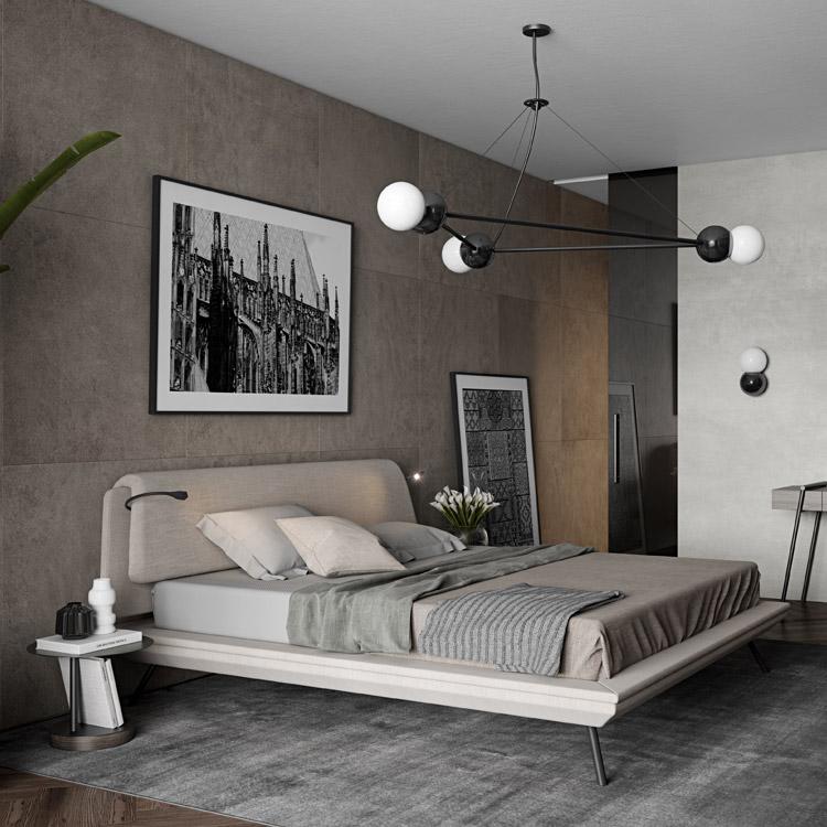 Кровать - DUOO