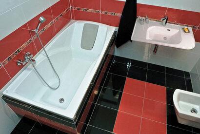 Ремонт ванной комнаты в «корабле». Как  грамотно расширить пространство